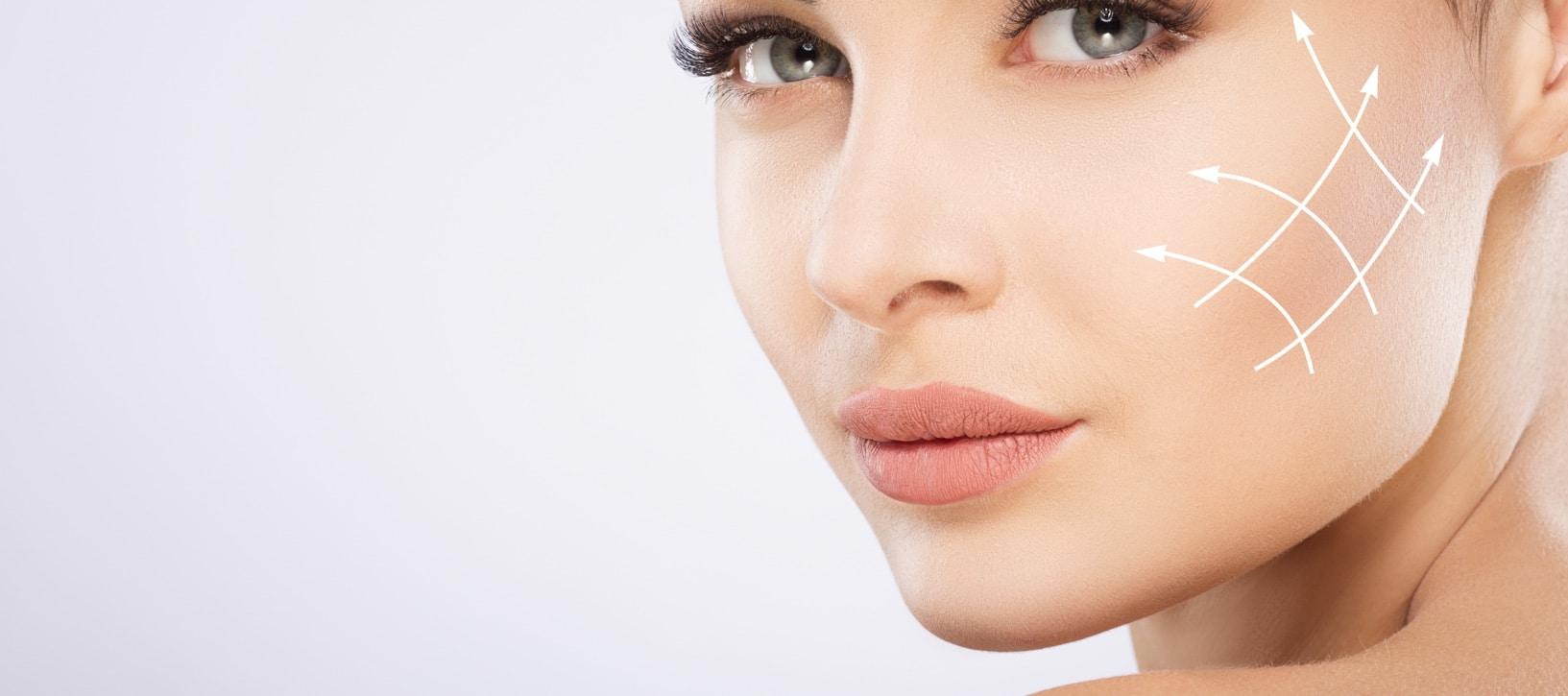 Защита кожи от фотостарения